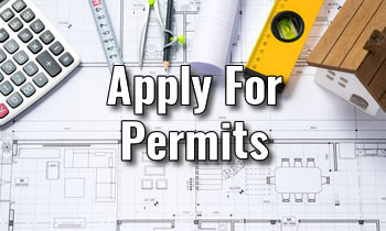 Planning Your Deck - Apply For Permits