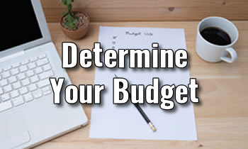 Planning Your Deck - Determine Your Budget