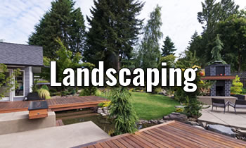 Building Your Deck - Landscaping