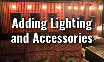 Building Your Deck - Adding Lighting and Accessories