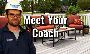 Planning Your Deck - Meet Your Coach