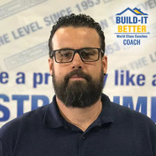 A few of our many Build-It-Better Coaches - Mike Leeming in Stoney Creek will partner with you to identify your vision and develop a Game Plan.