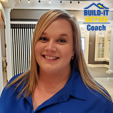 A few of our many Build-It-Better Coaches - Amanda in Stoney Creek will partner with you to identify your vision and develop a Game Plan to achieve it.